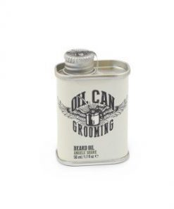 Oil can groming