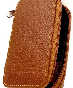 Parker Leather Pouch for Razor