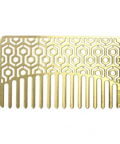 Go-Comb Brass Hexagon